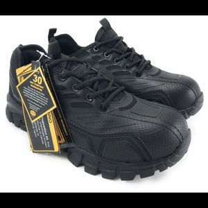 Oliver by Honeywell Steel Toe Work Safety Shoes